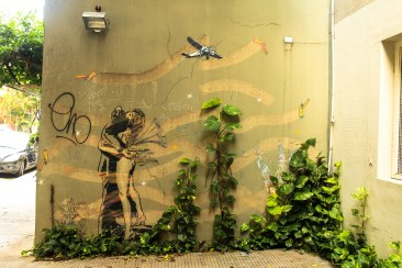 Street art found hidden in all corners