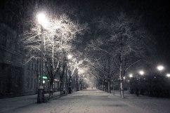 My street, Karl Marx Allee