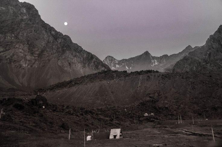 Lone ranger's hut, Chile