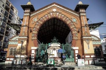 El Mercado Municipal Salamanca