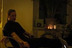 Charlie Pants & my reflection