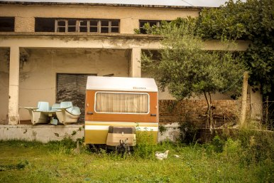 Chicken and Caravan