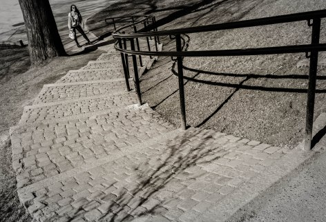 Snaking staircase, Oslo