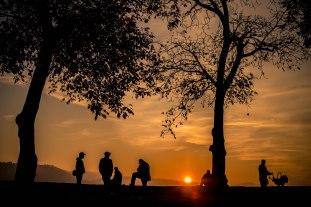 Sarajevo Sunset